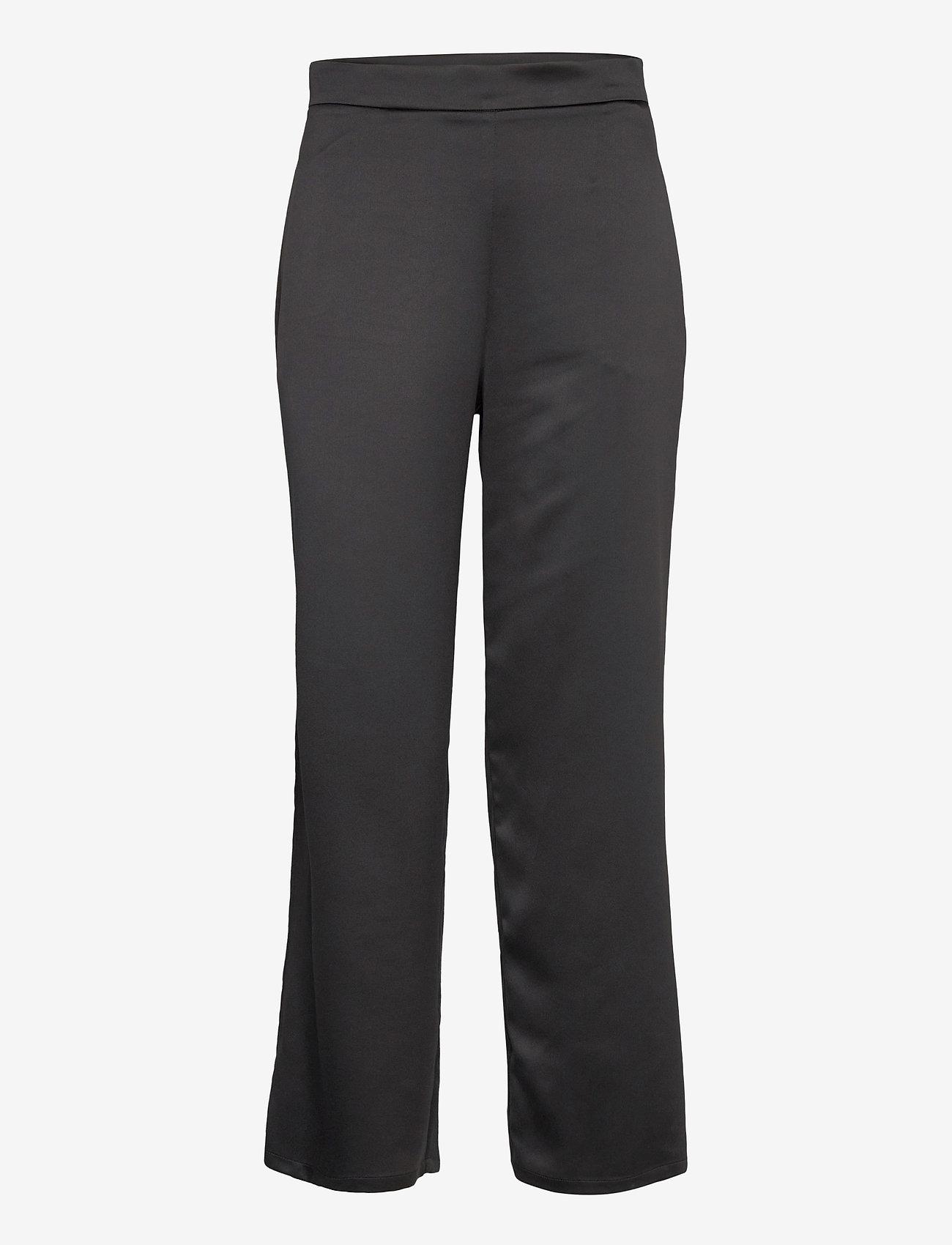 Max Mara Leisure - ENFASI - straight leg trousers - black - 0