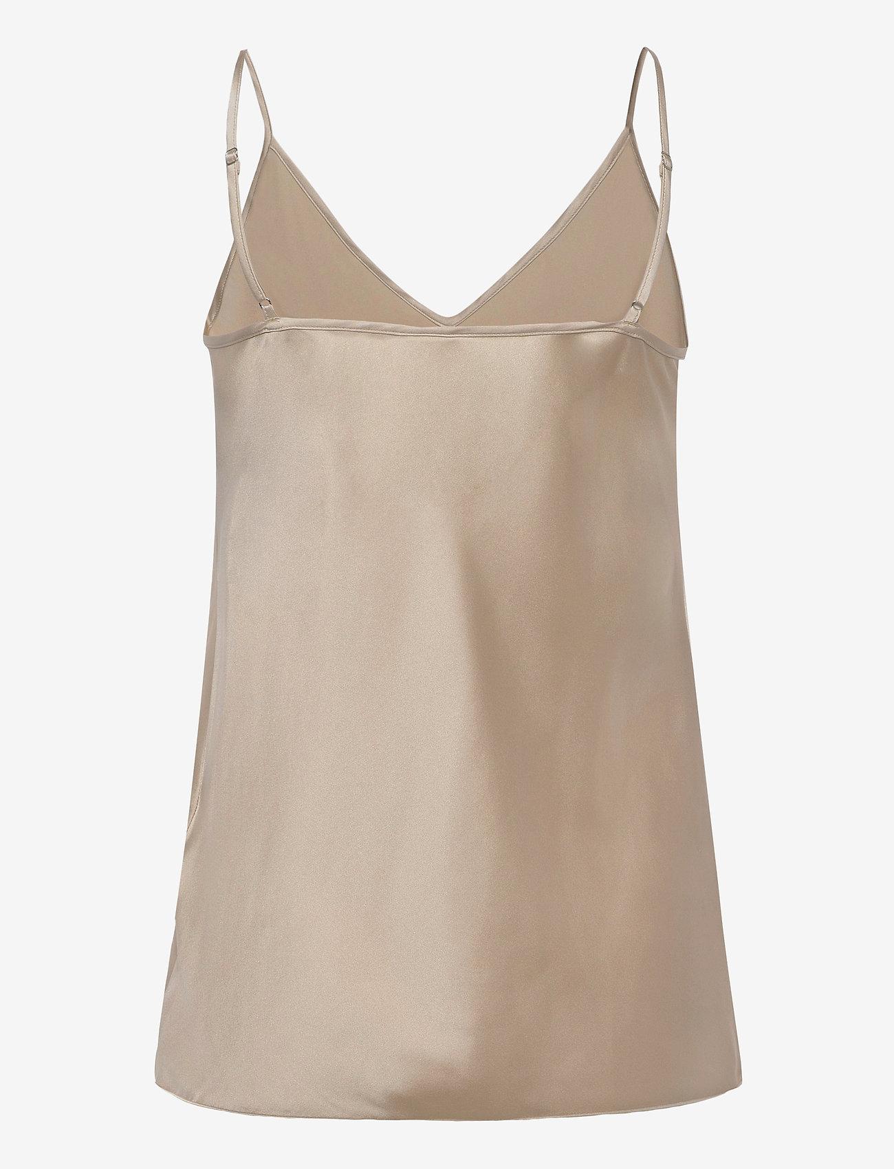 Max Mara Leisure - LUCCA - sleeveless blouses - ecru - 1