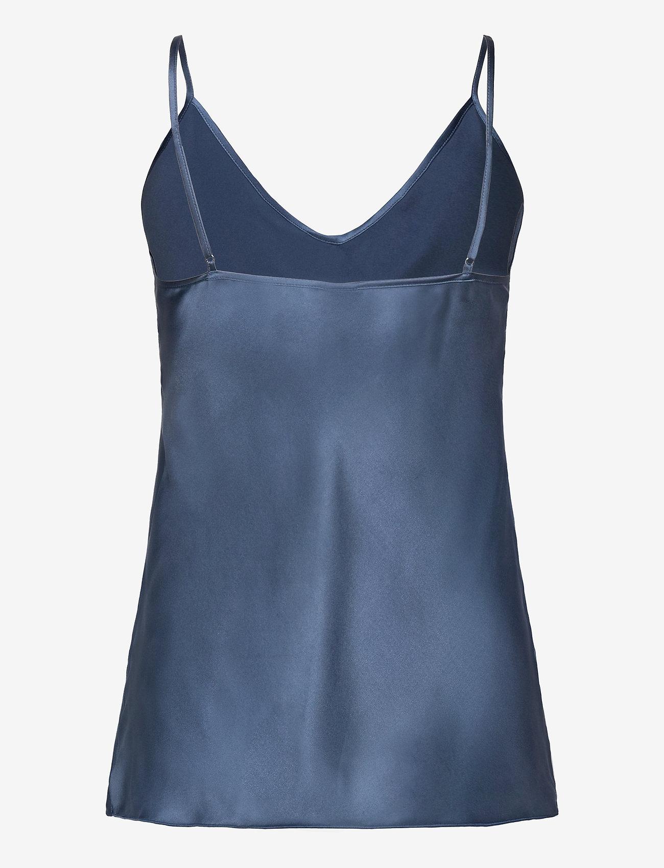 Max Mara Leisure - LUCCA - sleeveless blouses - ultramarine - 1