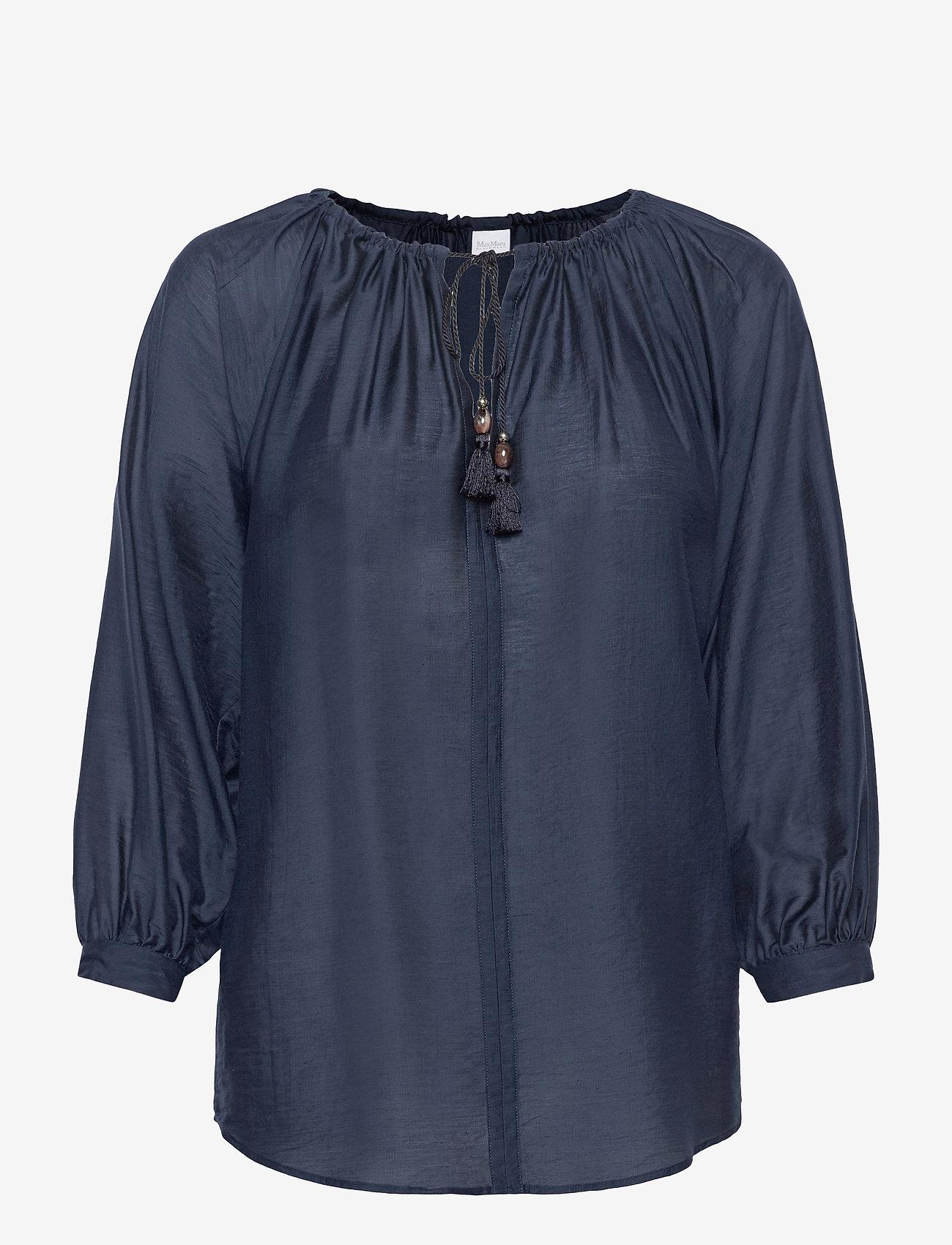 Max Mara Leisure - FAREA - long sleeved blouses - avio - 0