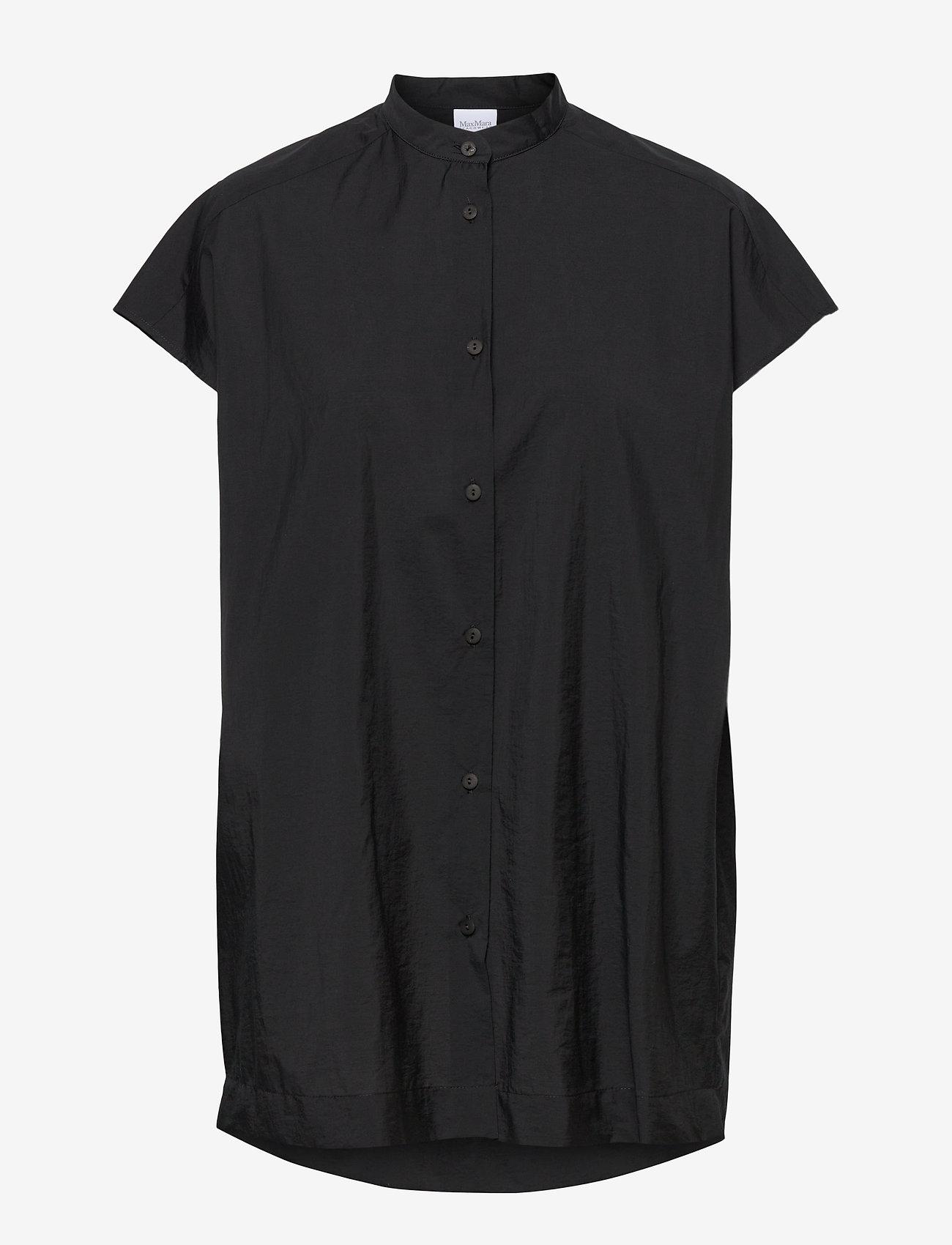 Max Mara Leisure - VINCITA - beachwear - black - 0