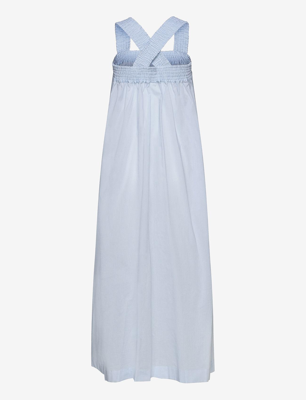 Max Mara Leisure - CAPPA - robes maxi - light blue