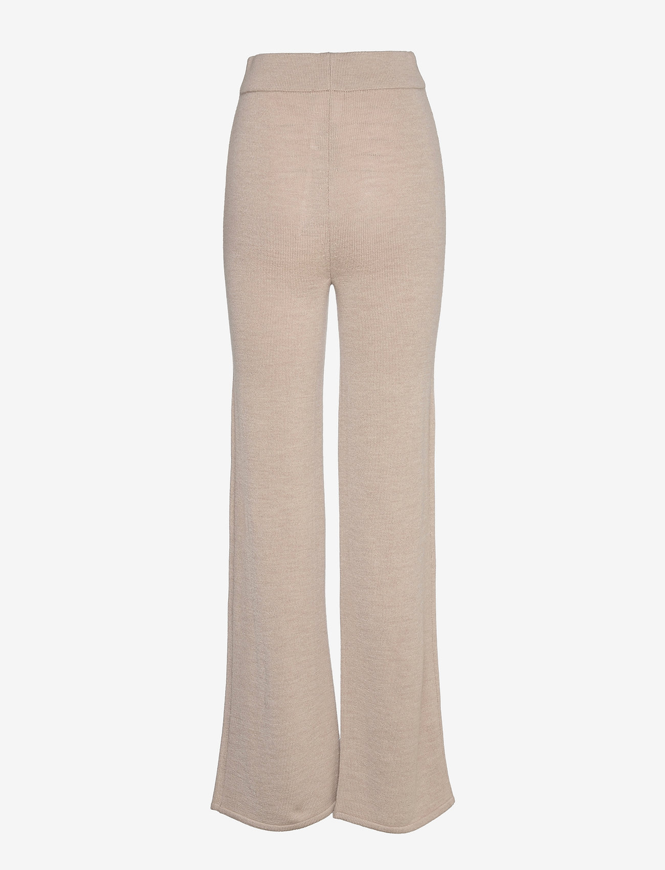 Max Mara Leisure - LALLA - straight leg trousers - beige - 1