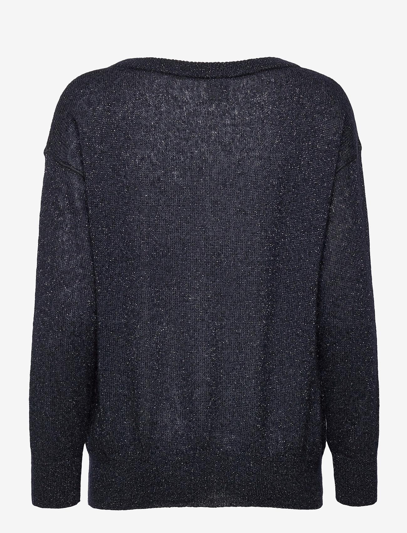 Max Mara Leisure - PILADE - sweaters - navy - 1
