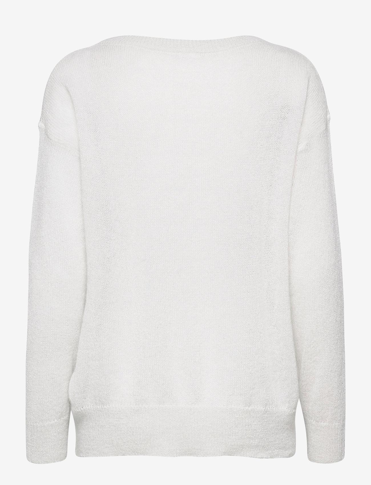 Max Mara Leisure - PILADE - sweaters - white - 1