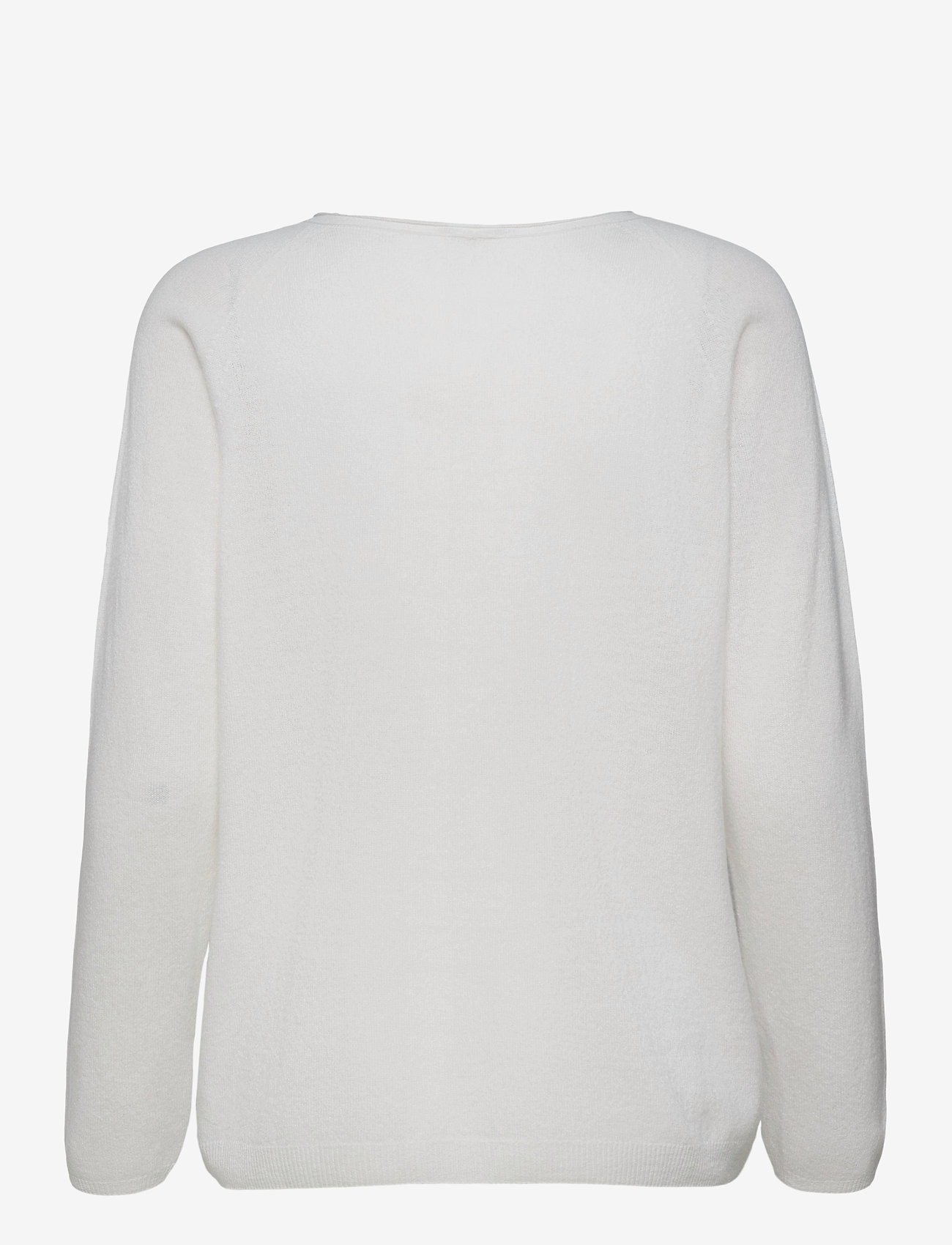 Max Mara Leisure - SMIRNE - sweaters - white - 1
