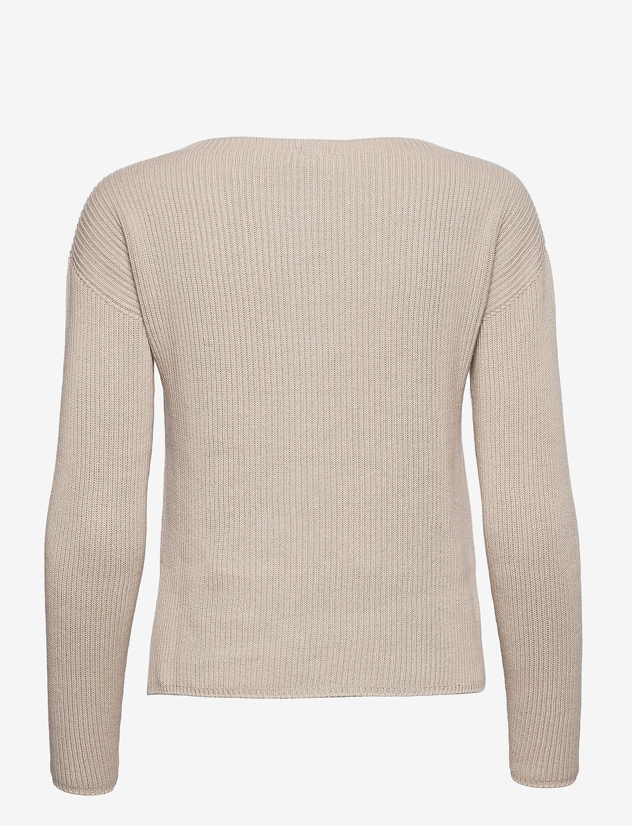 Max Mara Leisure - CIRO - sweaters - beige - 1
