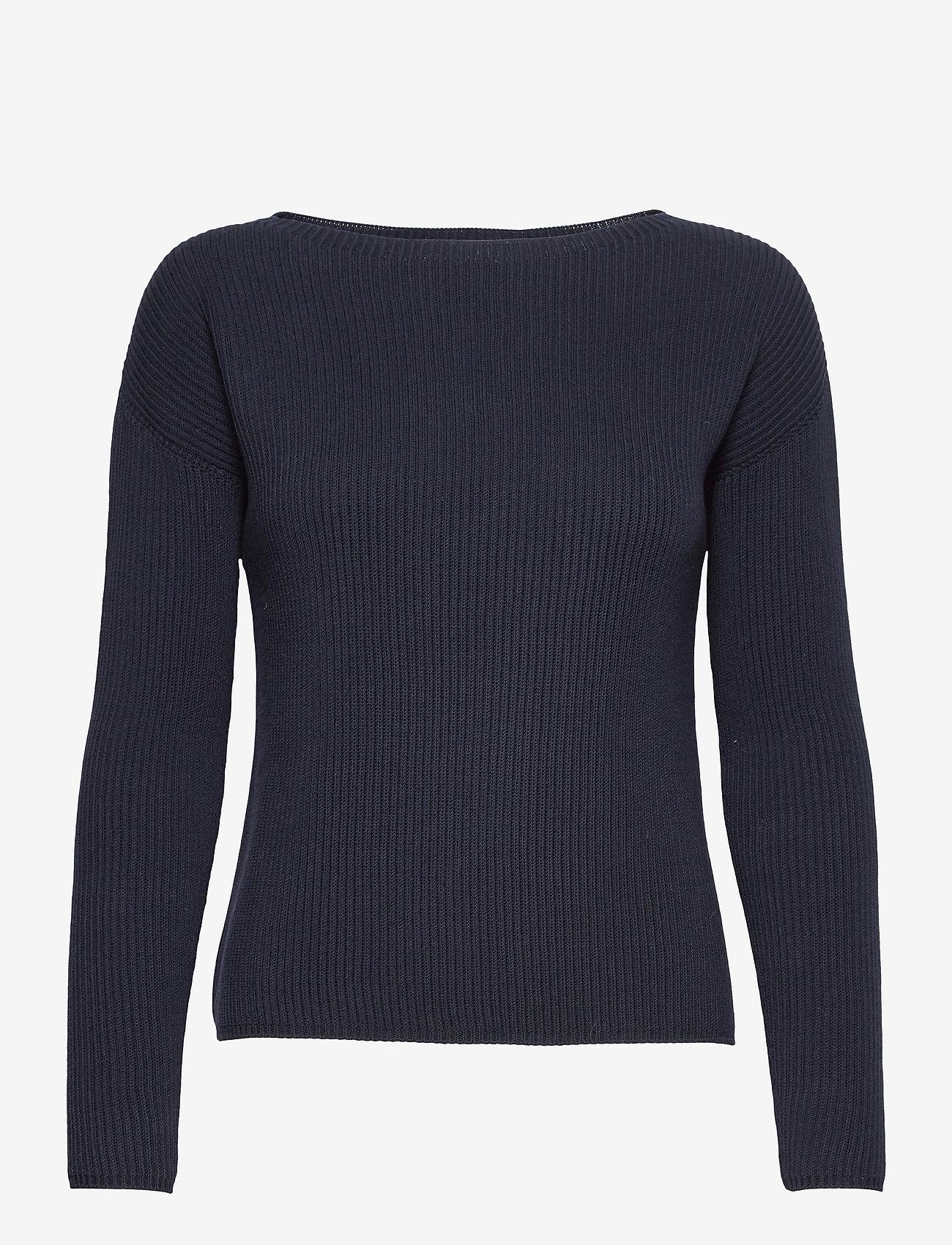 Max Mara Leisure - CIRO - sweaters - navy - 0