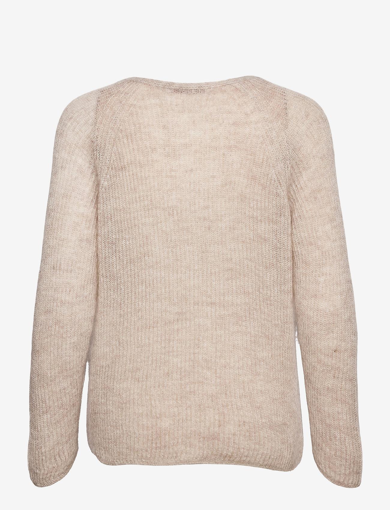 Max Mara Leisure - GATTONI - sweaters - beige - 1