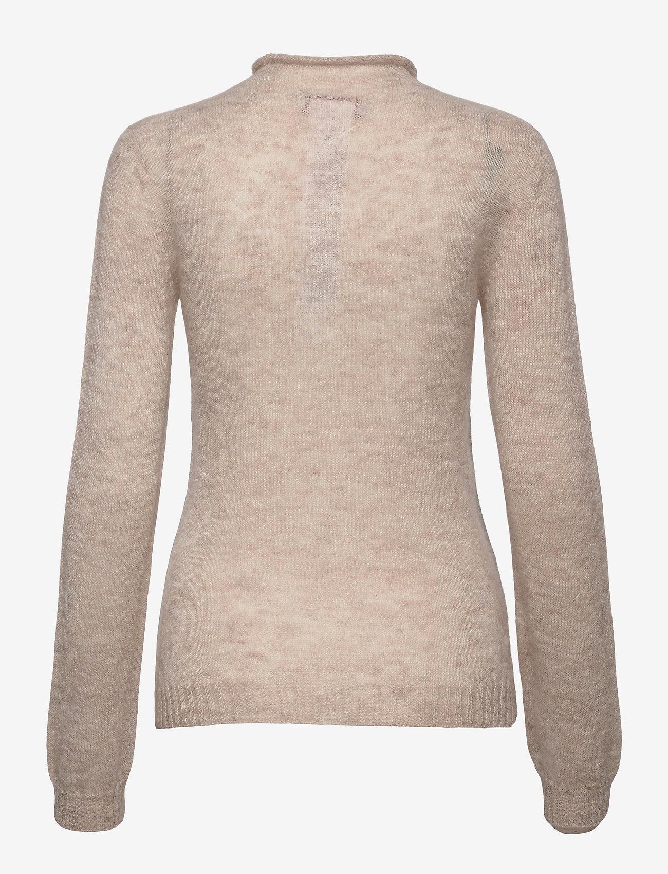 Max Mara Leisure - ODER - sweaters - beige - 1