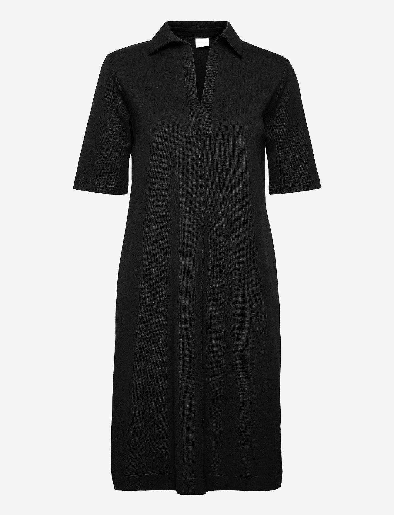 Max Mara Leisure - ENFASI - midi dresses - black - 0