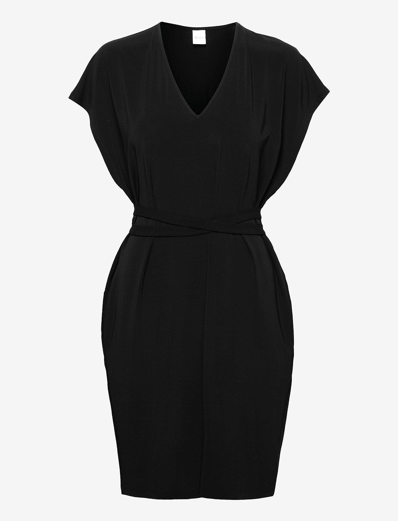 Max Mara Leisure - PAVENTO - beachwear - black - 0