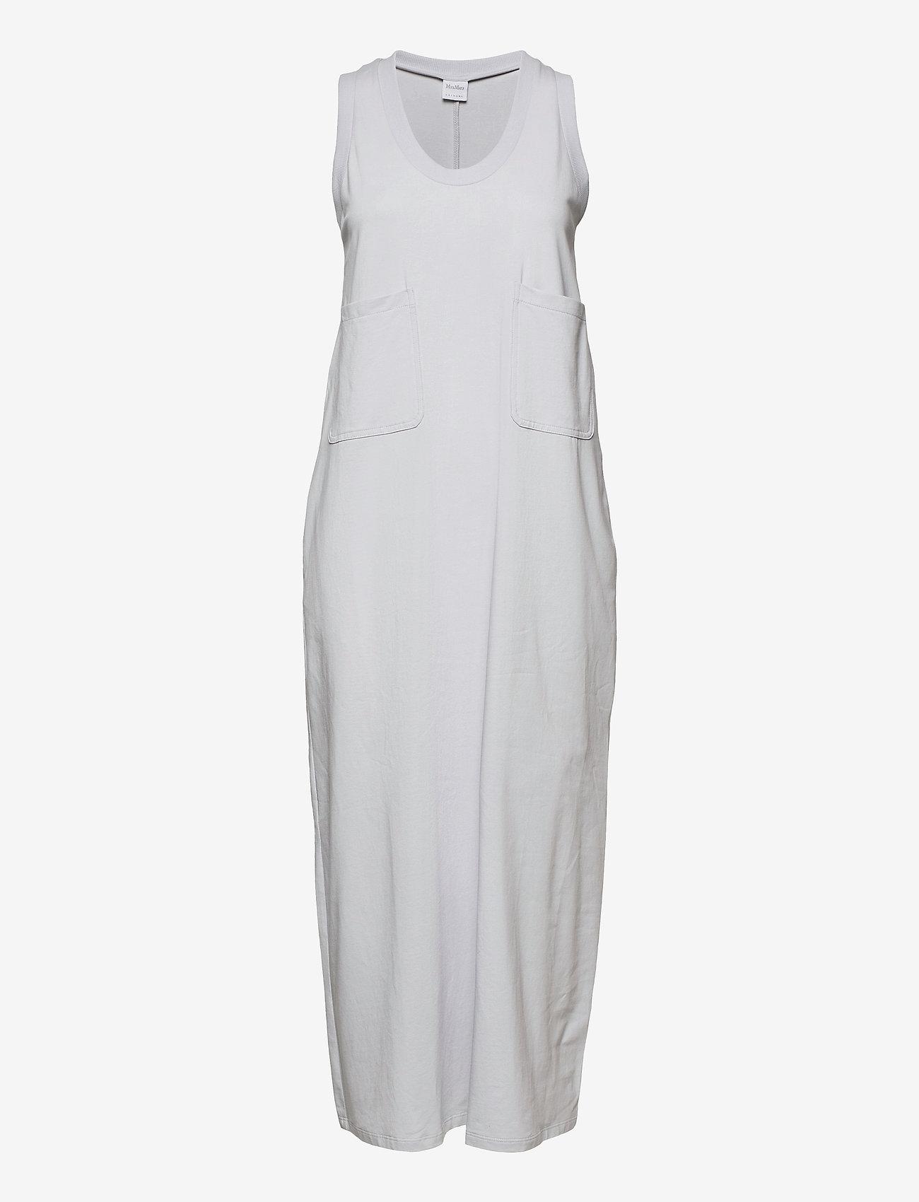 Max Mara Leisure - BAGAGLI - maxi dresses - light grey - 0