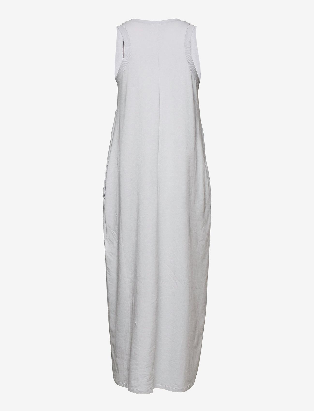 Max Mara Leisure - BAGAGLI - maxi dresses - light grey - 1