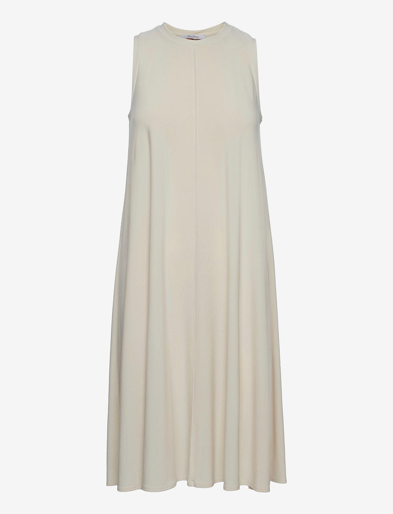 Max Mara Leisure - RIBALDO - midi dresses - white - 0