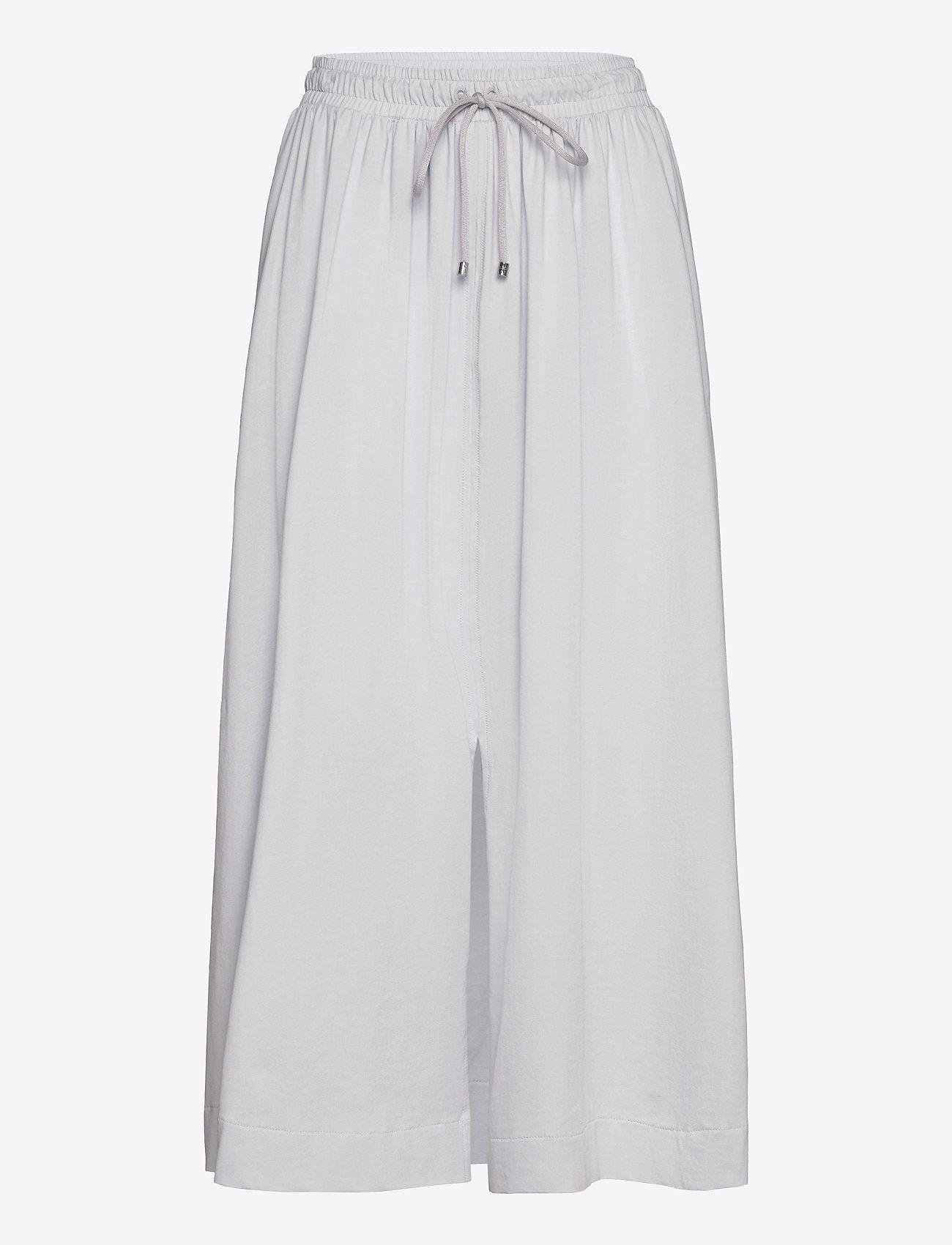 Max Mara Leisure - RADAR - midi skirts - light grey - 0