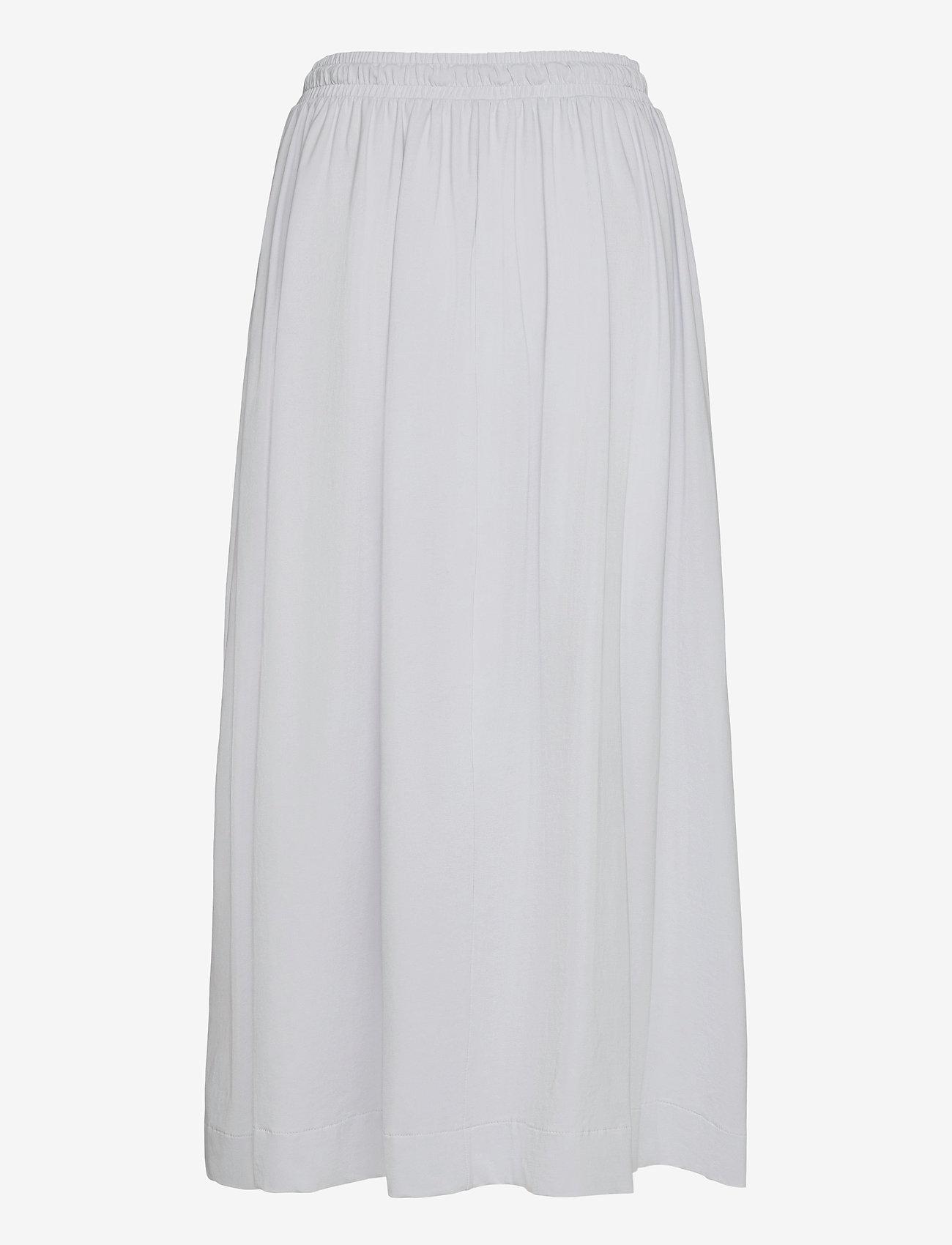 Max Mara Leisure - RADAR - midi skirts - light grey - 1