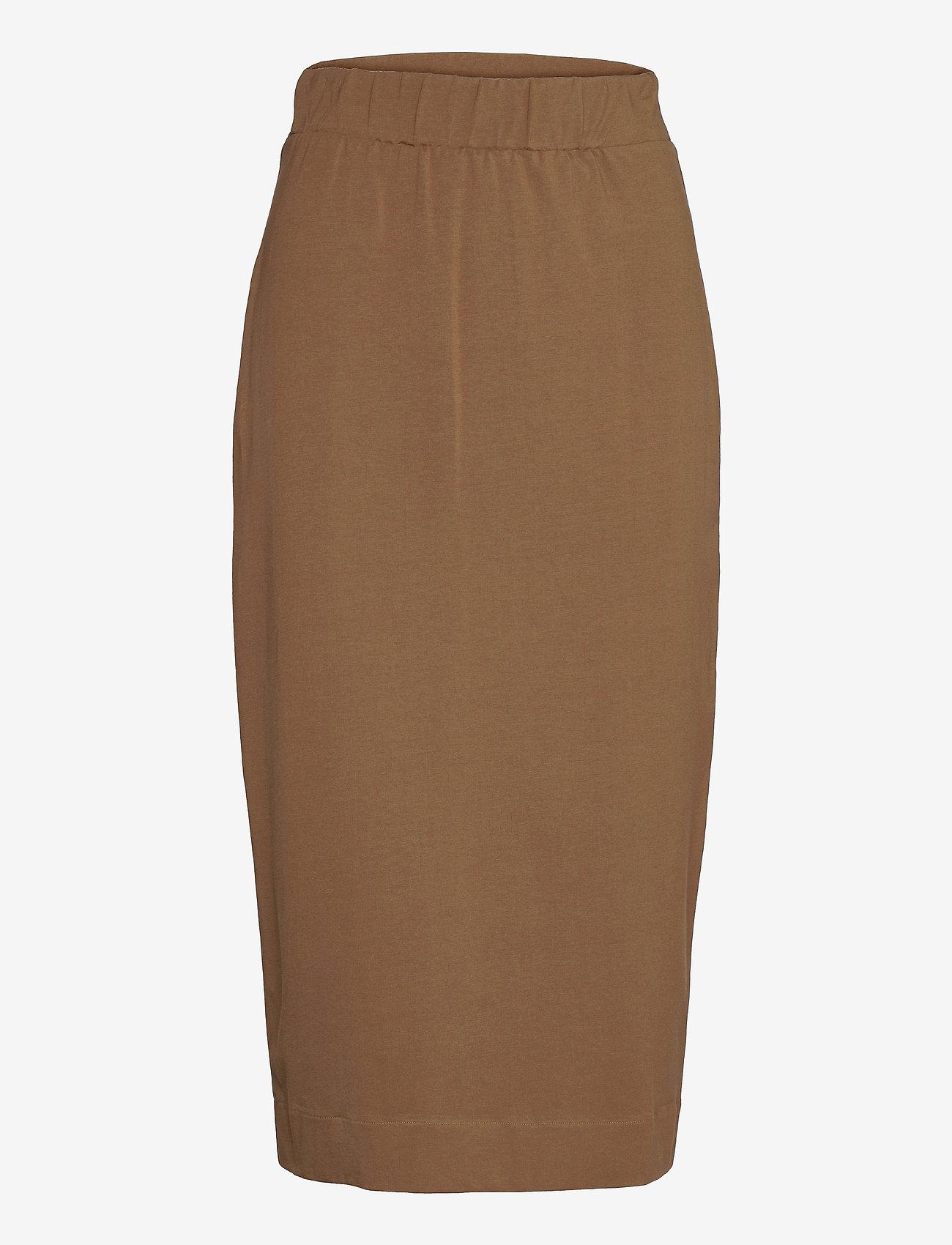 Max Mara Leisure - ELVY - midi skirts - golden green brown - 0