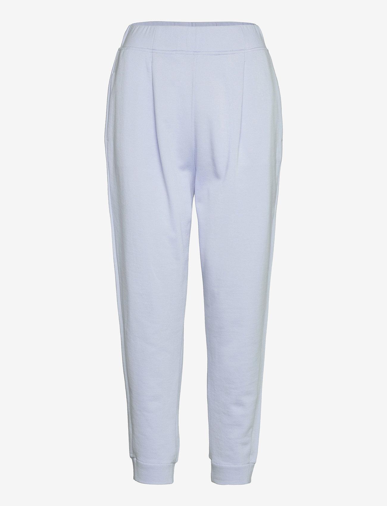 Max Mara Leisure - BRIC - casual trousers - light blue - 0
