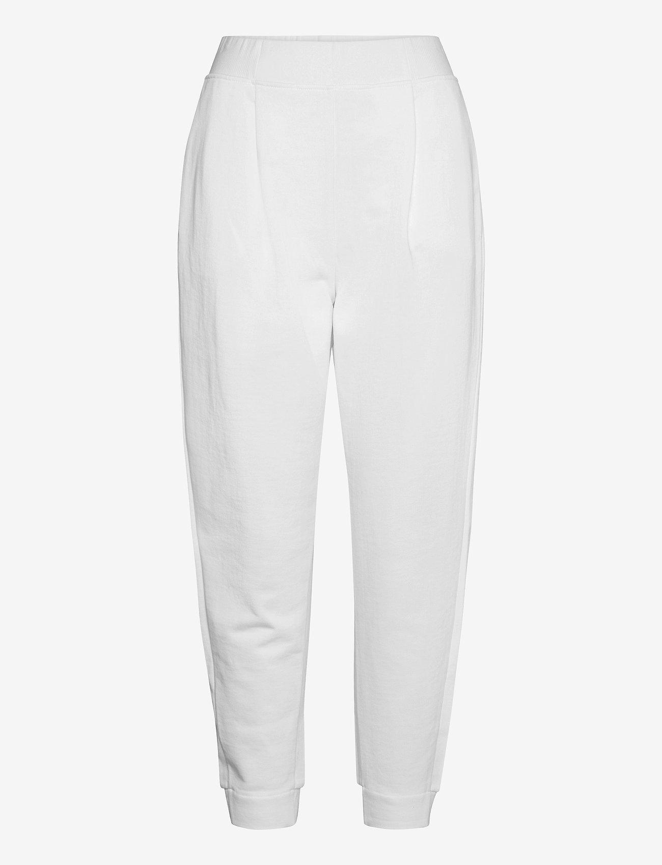 Max Mara Leisure - BRIC - casual trousers - optical white - 0