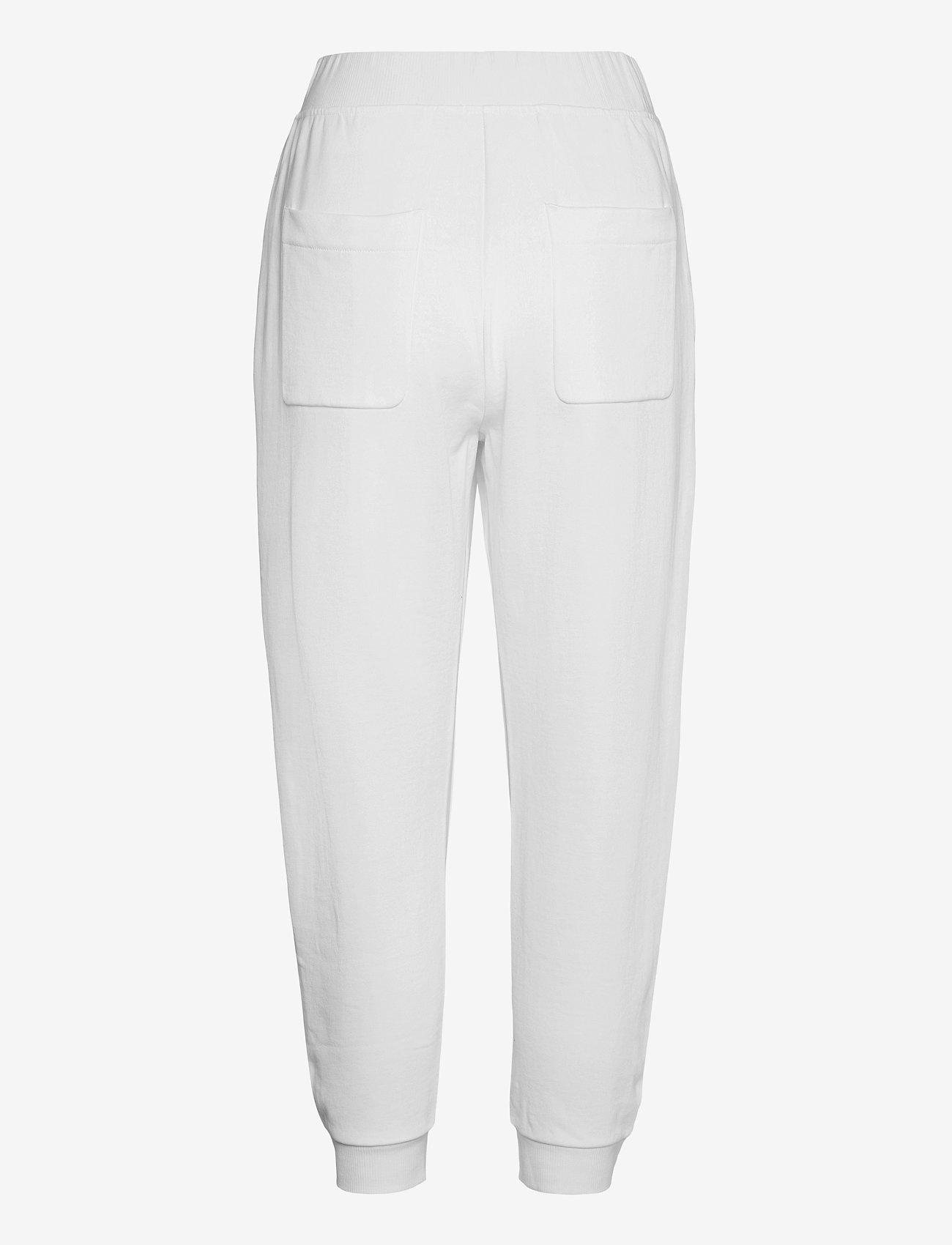 Max Mara Leisure - BRIC - casual trousers - optical white - 1