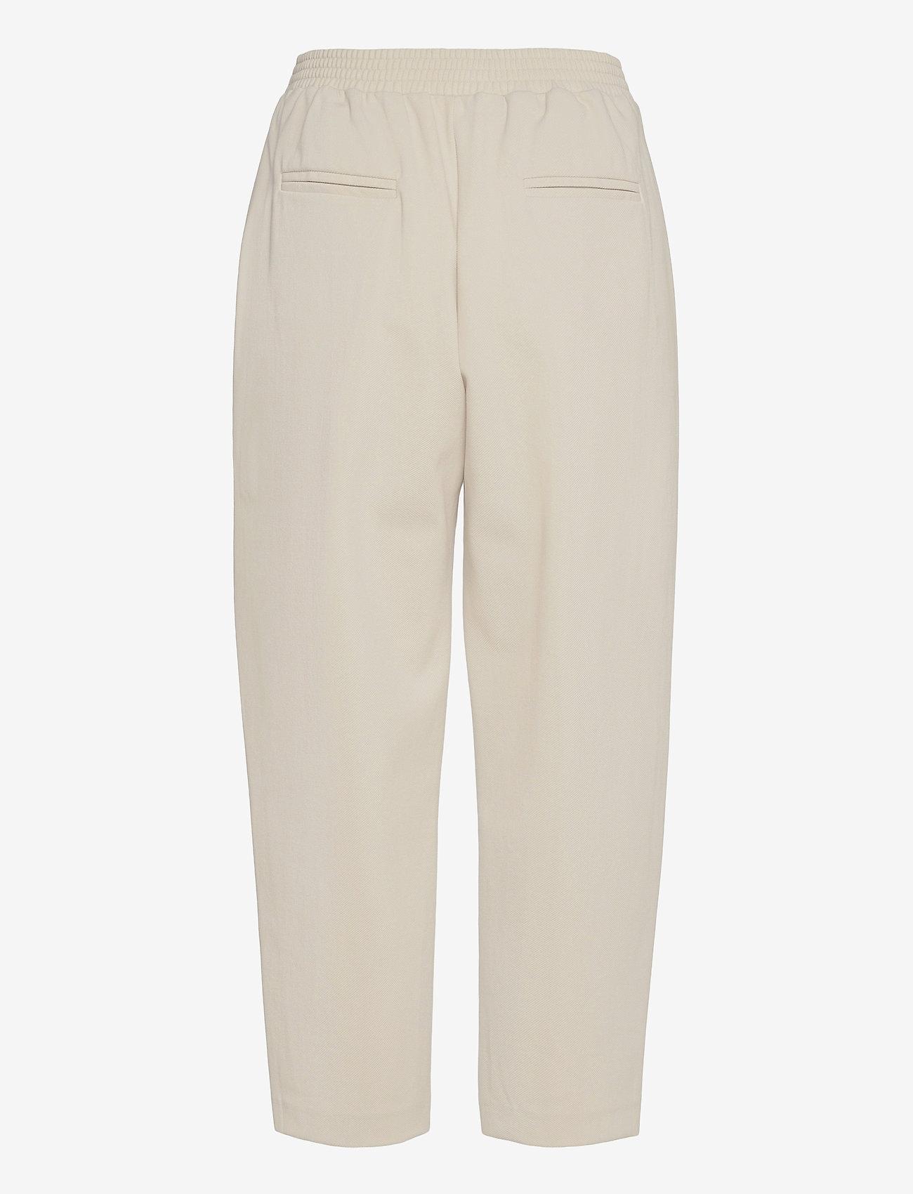 Max Mara Leisure - MILENA - wide leg trousers - ice - 1