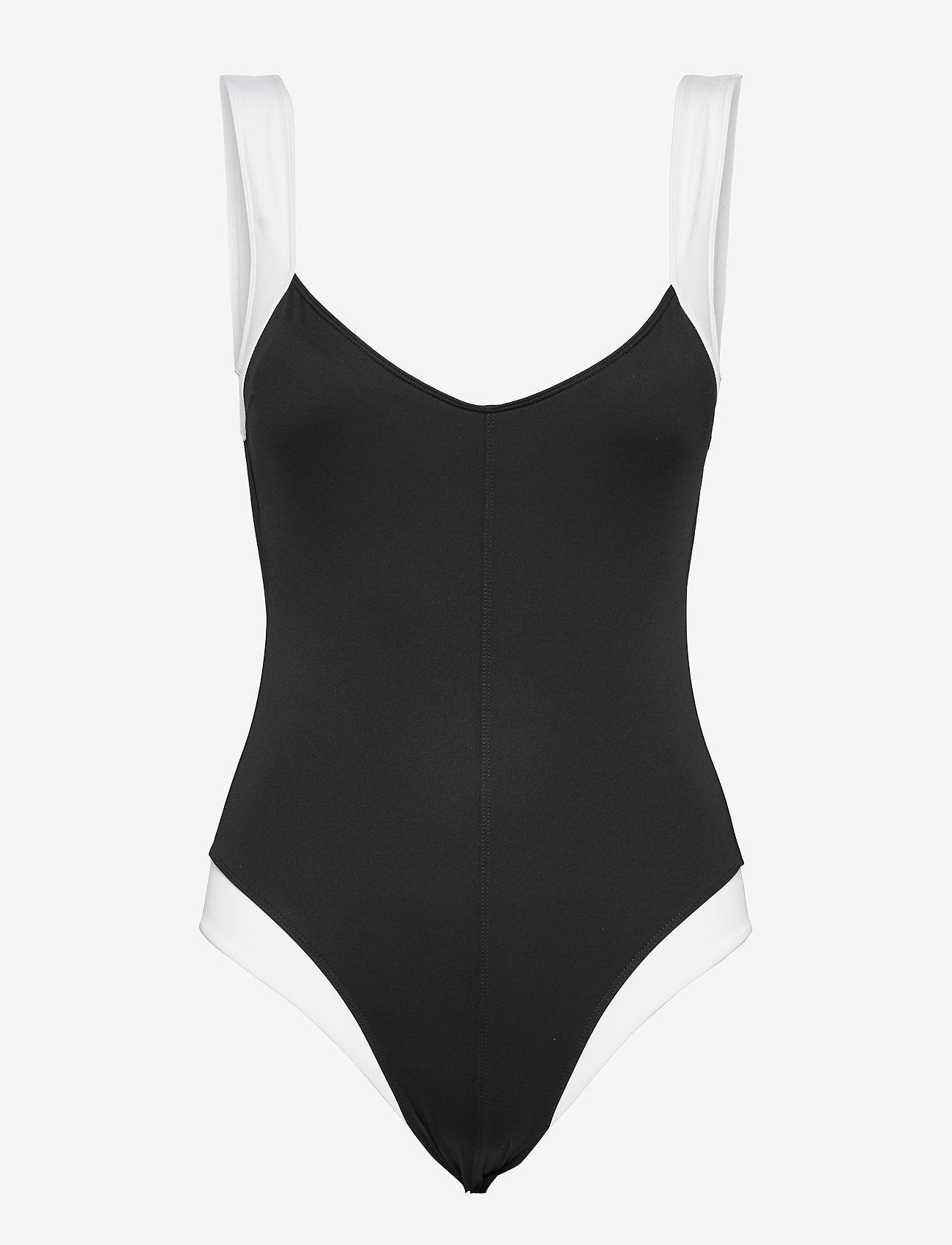 Max Mara Leisure - GERBA - swimsuits - black - 0
