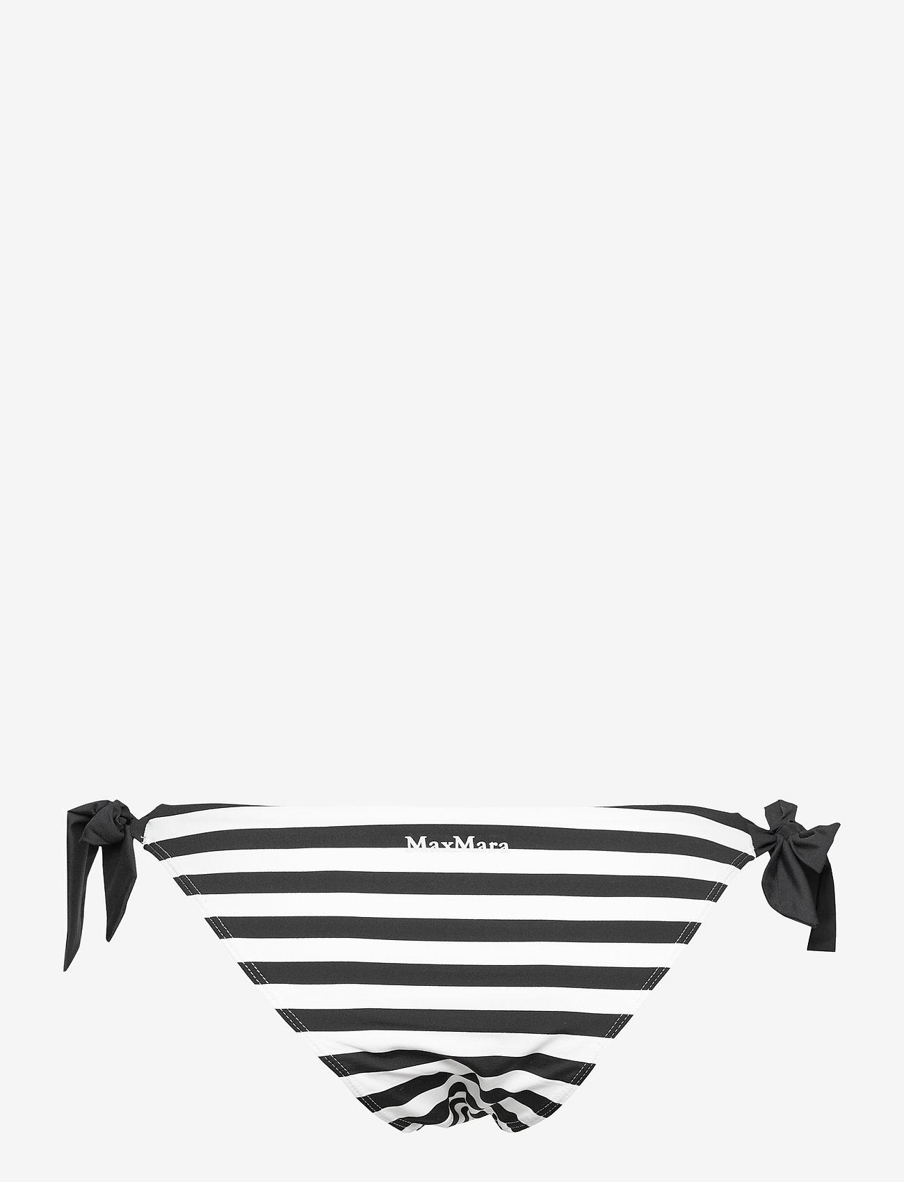 Max Mara Leisure - 2CALCO - bikini bottoms - black - 1