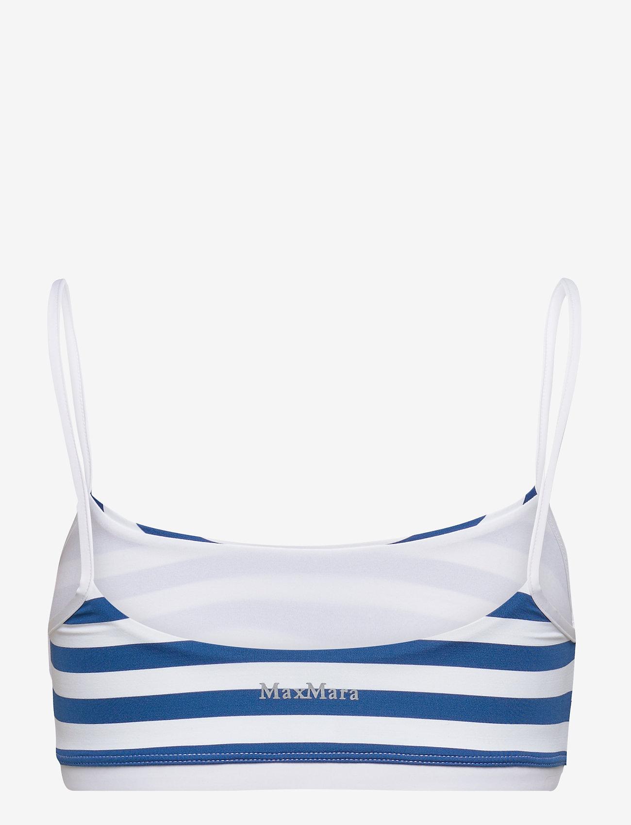 Max Mara Leisure - 1SUPERB - bandeau bikini - white - 1