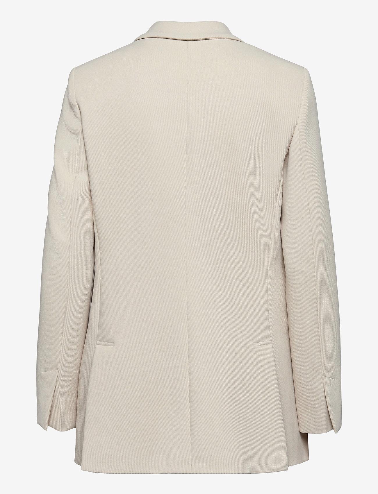 Max Mara Leisure - AIA - oversize blazers - pearl grey - 1