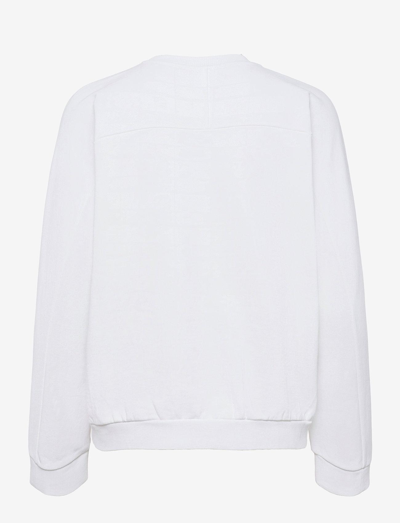 Max Mara Leisure - FRINE - sweatshirts & hoodies - optical white - 1