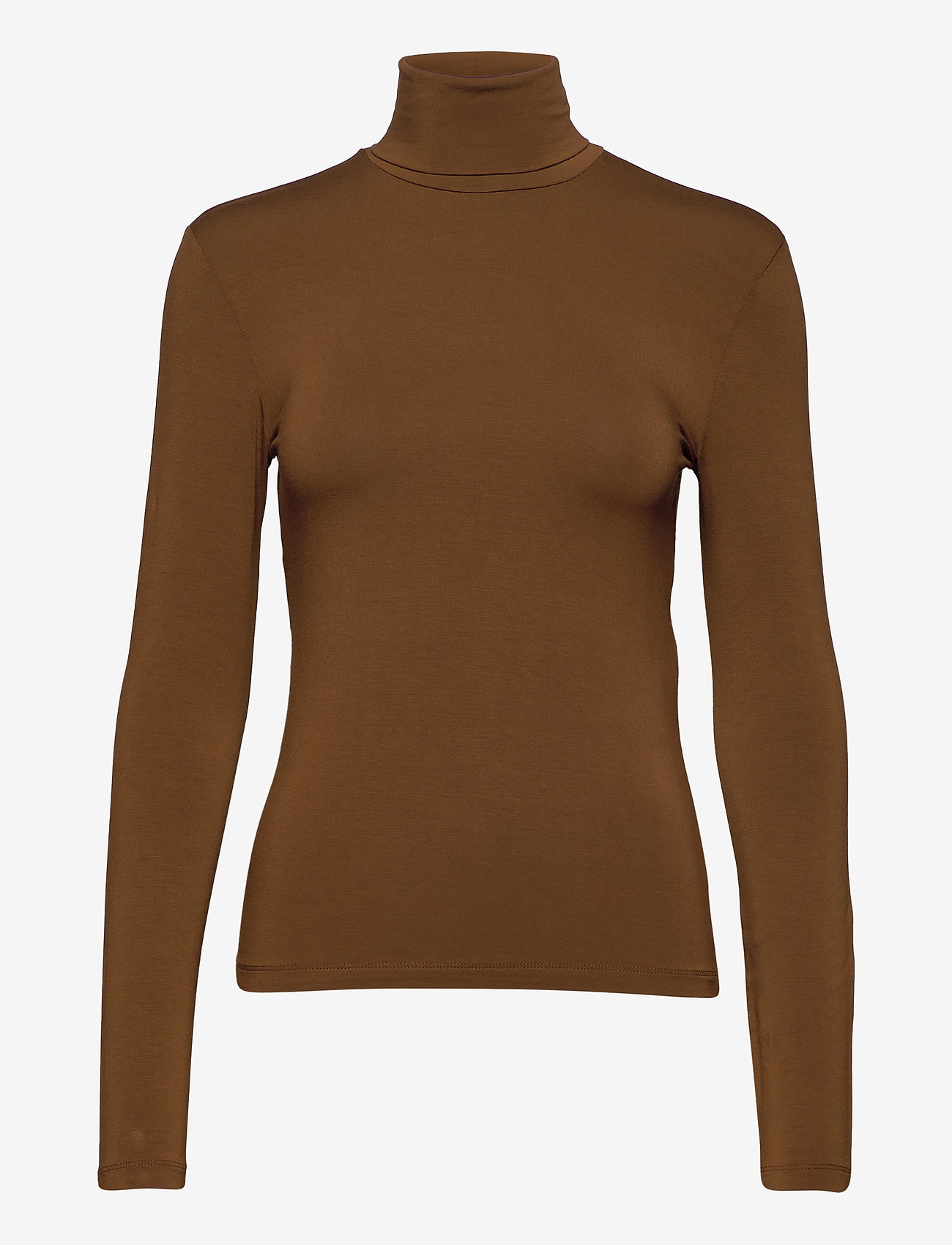 Max Mara Leisure - FRESIS - getrickte tops - hazelnut brown - 0