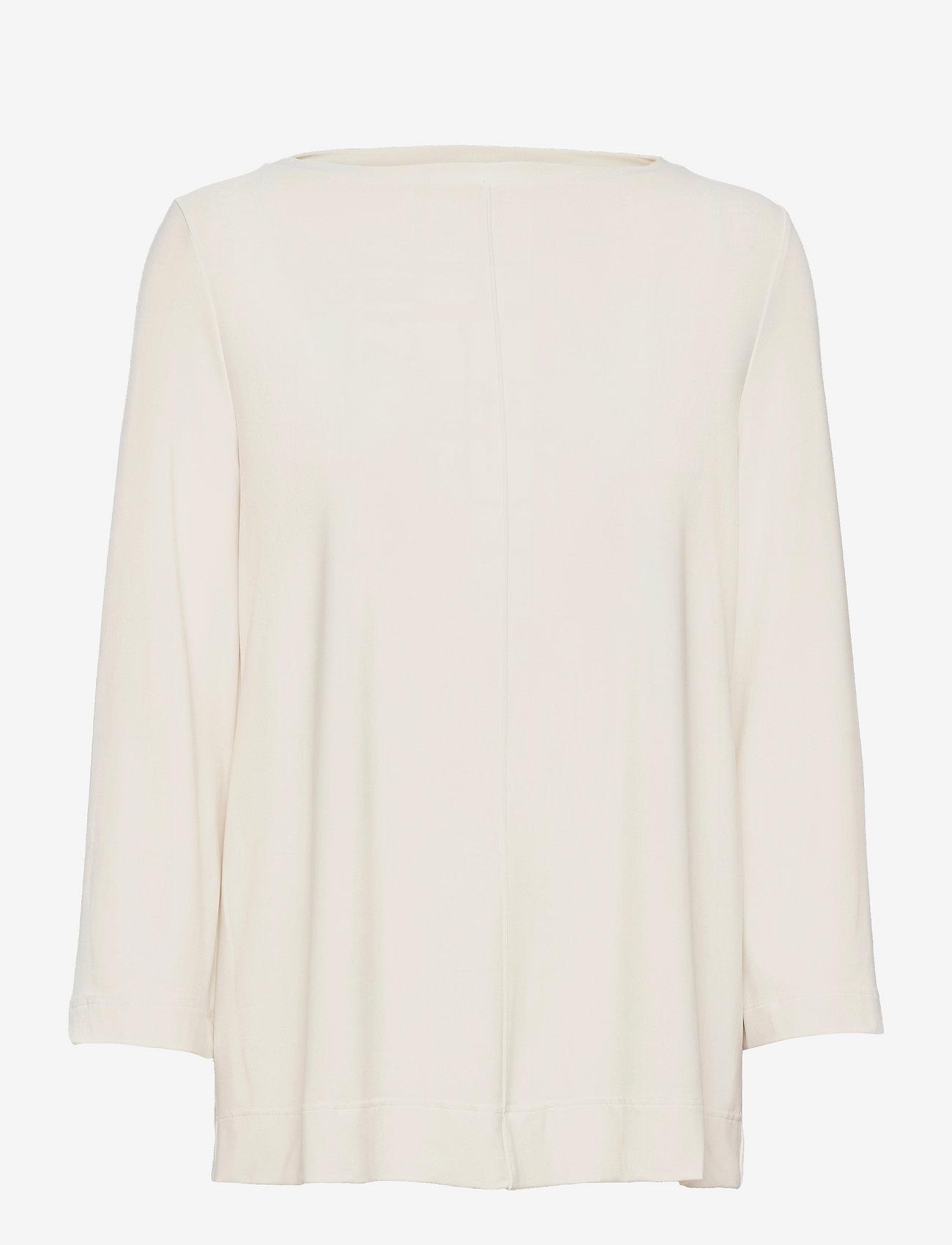 Max Mara Leisure - RIVOLO - long sleeved blouses - white - 0