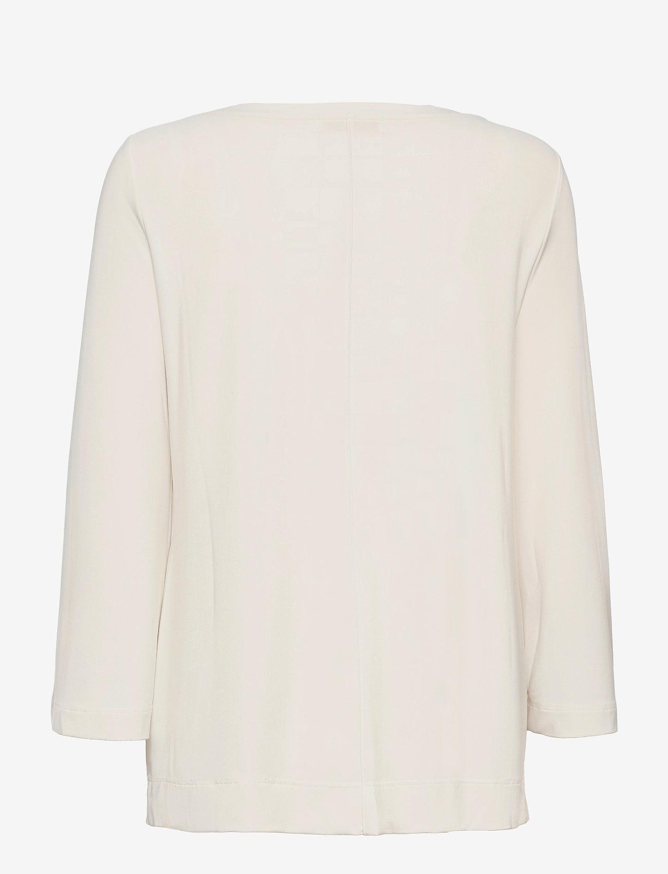 Max Mara Leisure - RIVOLO - long sleeved blouses - white - 1