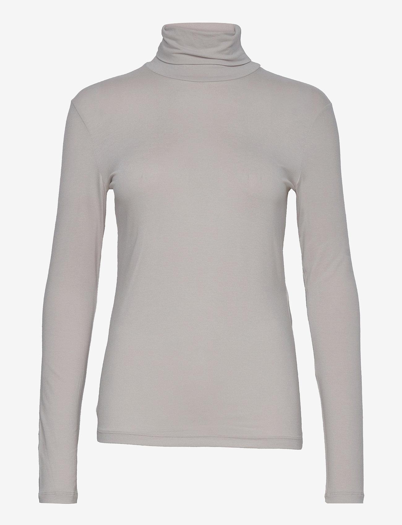 Max Mara Leisure - DEDE - long-sleeved tops - beige - 0