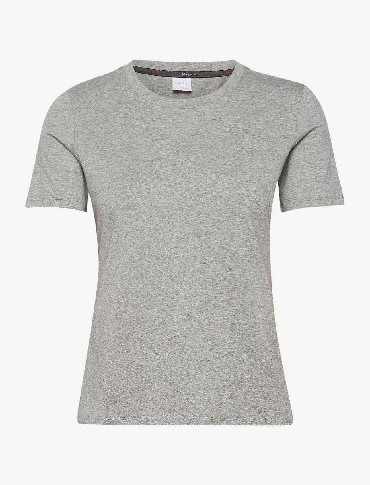 Max Mara Leisure - VAGARE - t-shirts - light grey - 0