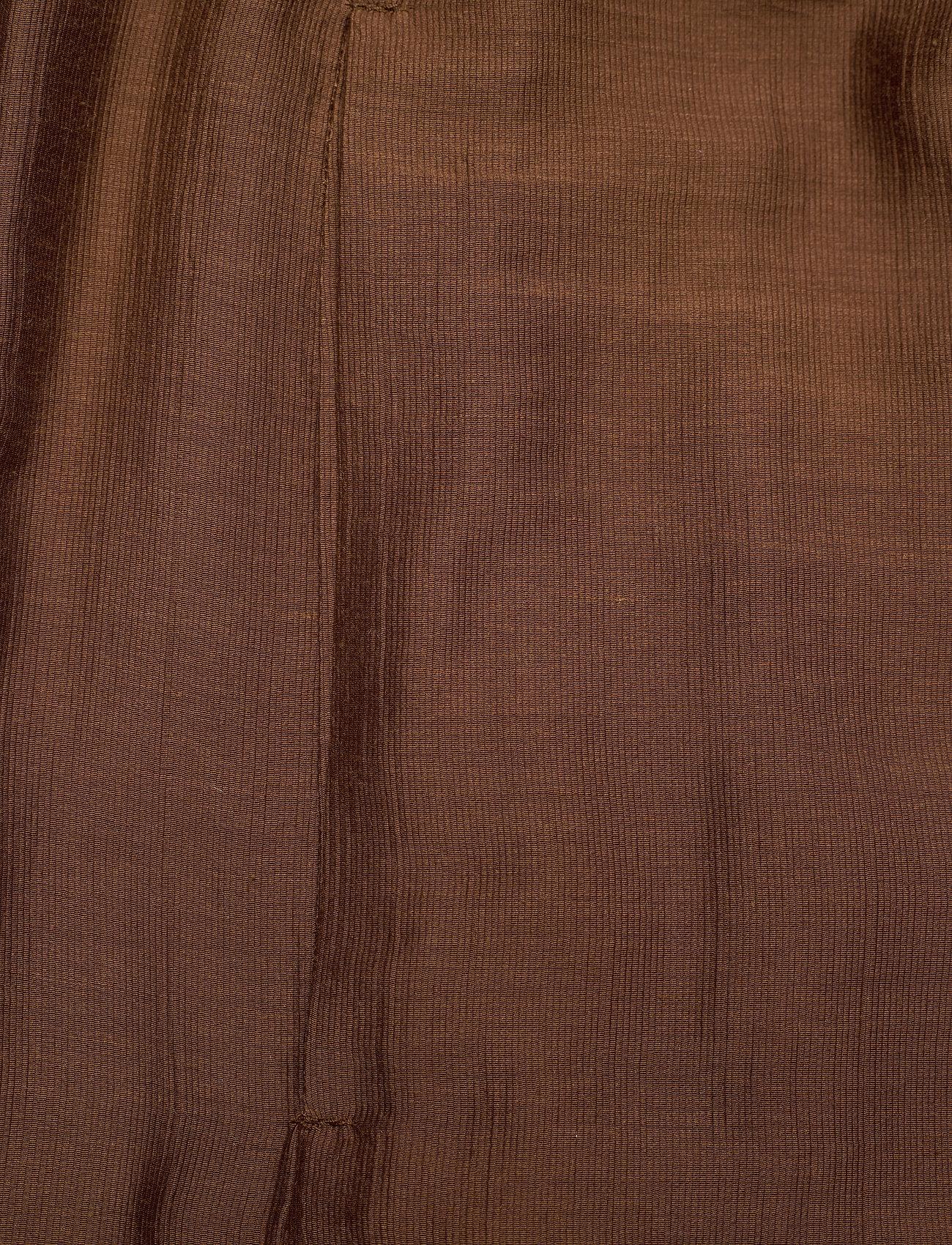 Max Mara Leisure - GREENH - wide leg trousers - brown - 3