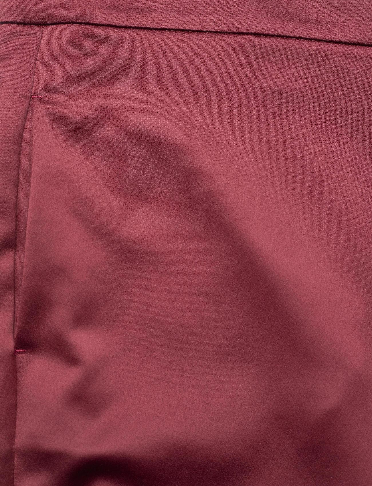 Max Mara Leisure - ENFASI - straight leg trousers - brick red - 2