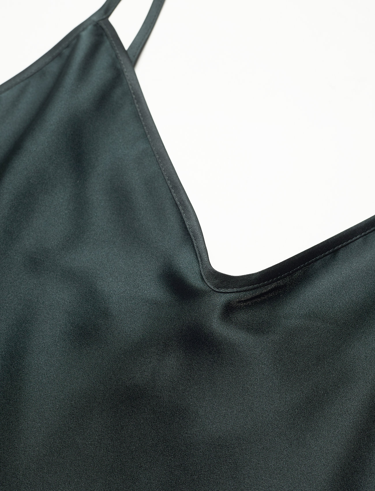 Max Mara Leisure - LUCCA - Ärmellose tops - dark green - 2