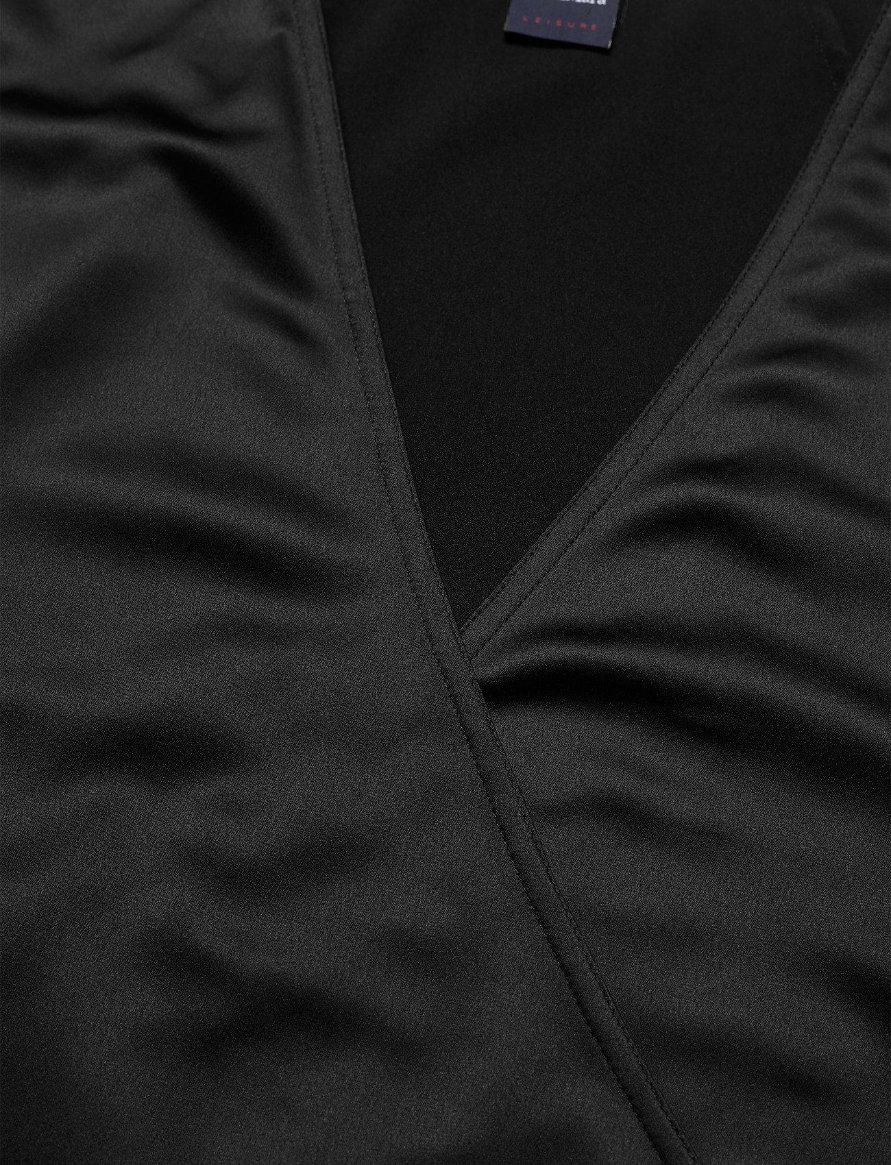 Max Mara Leisure - AEROSO - short-sleeved blouses - black - 2