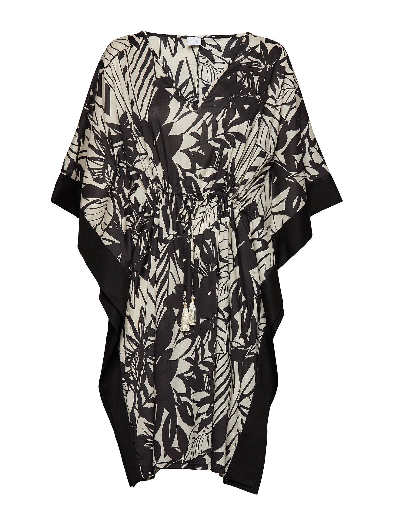 Max Mara Leisure GIOIOSA - BLACK DRESS