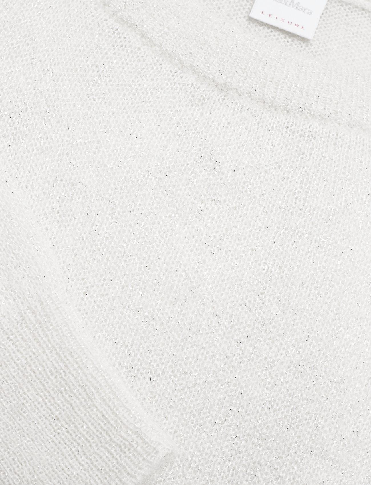 Max Mara Leisure - PILADE - sweaters - white - 2
