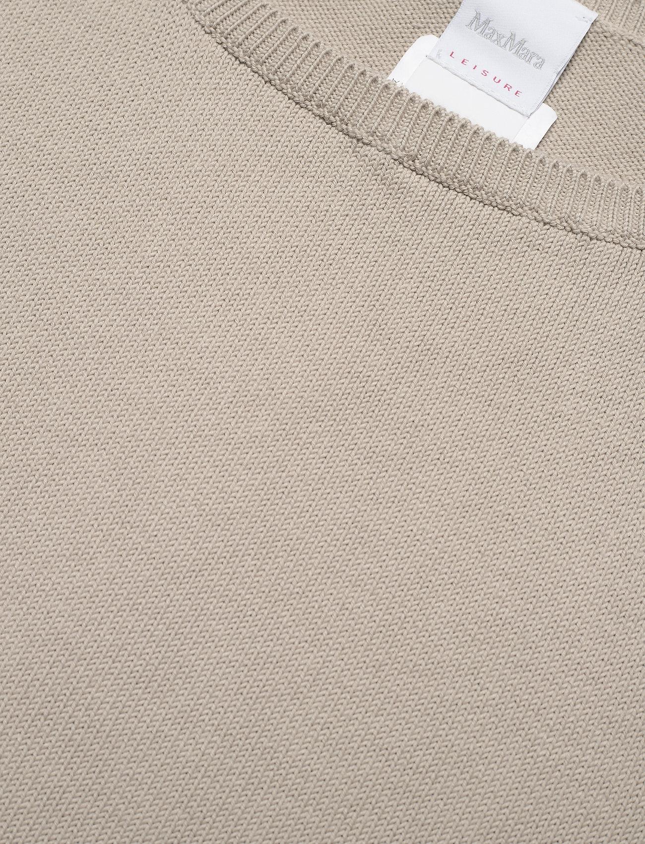Max Mara Leisure - NASTIE - knitted vests - beige - 3