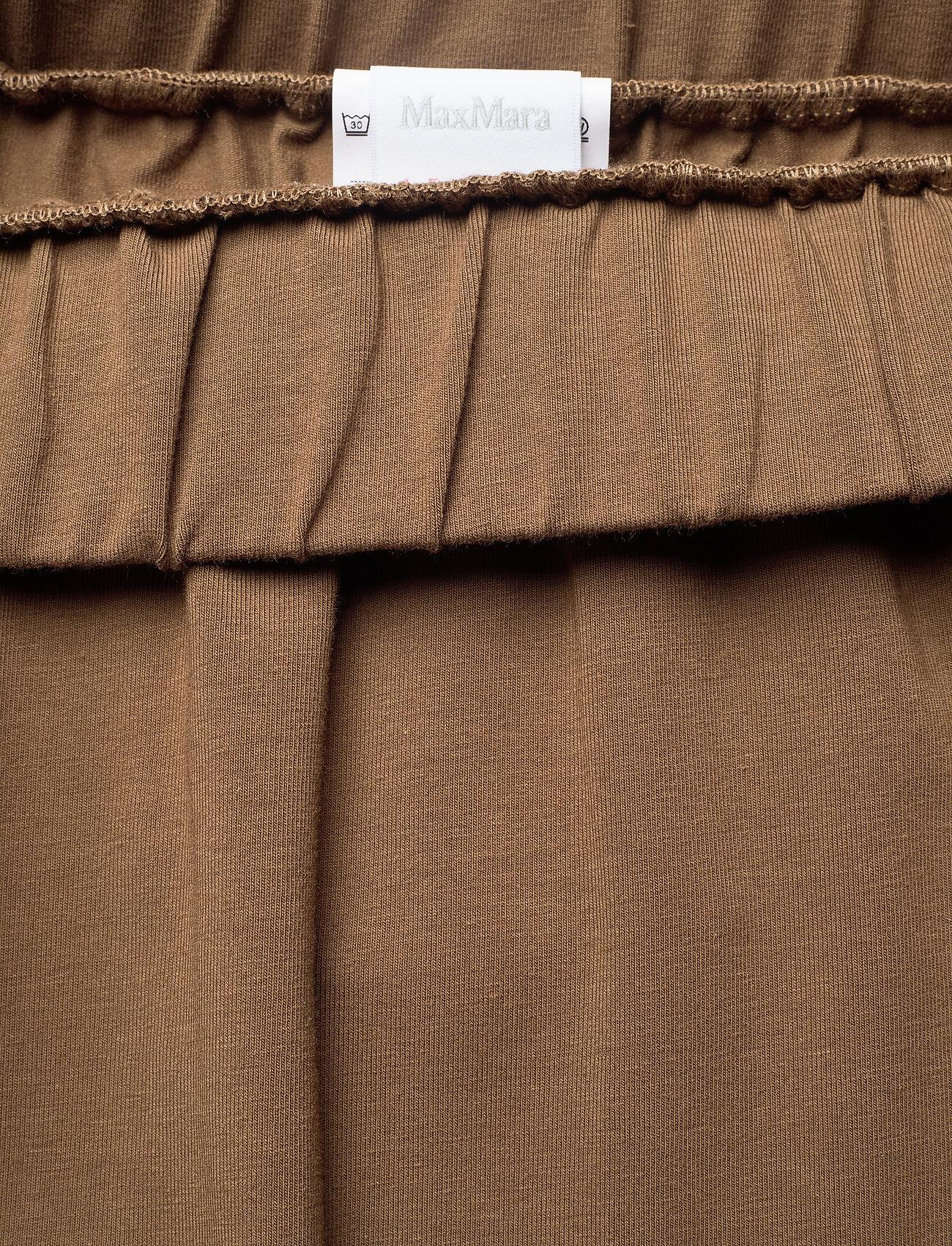 Max Mara Leisure - ELVY - midi skirts - golden green brown - 2