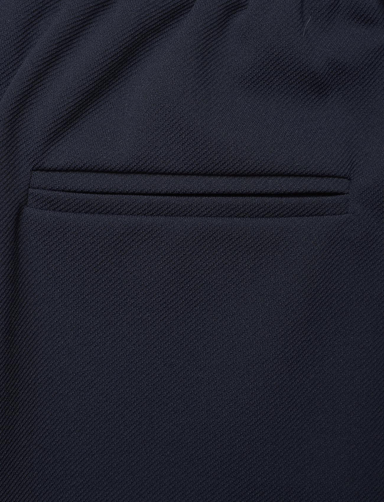 Max Mara Leisure - MILENA - wide leg trousers - navy - 3