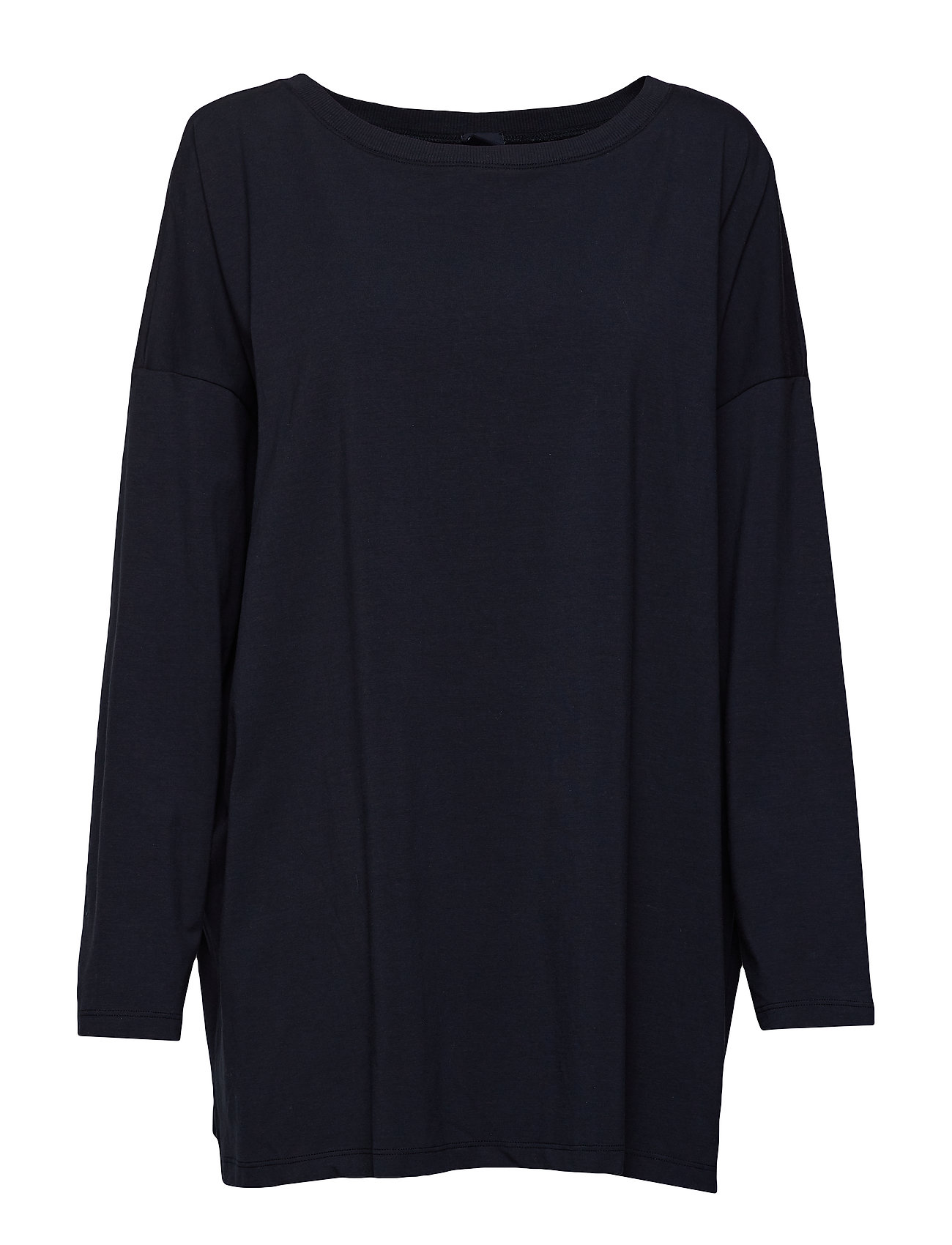 Max Mara Leisure JACOPO - NAVY KNITTED BLOUSE