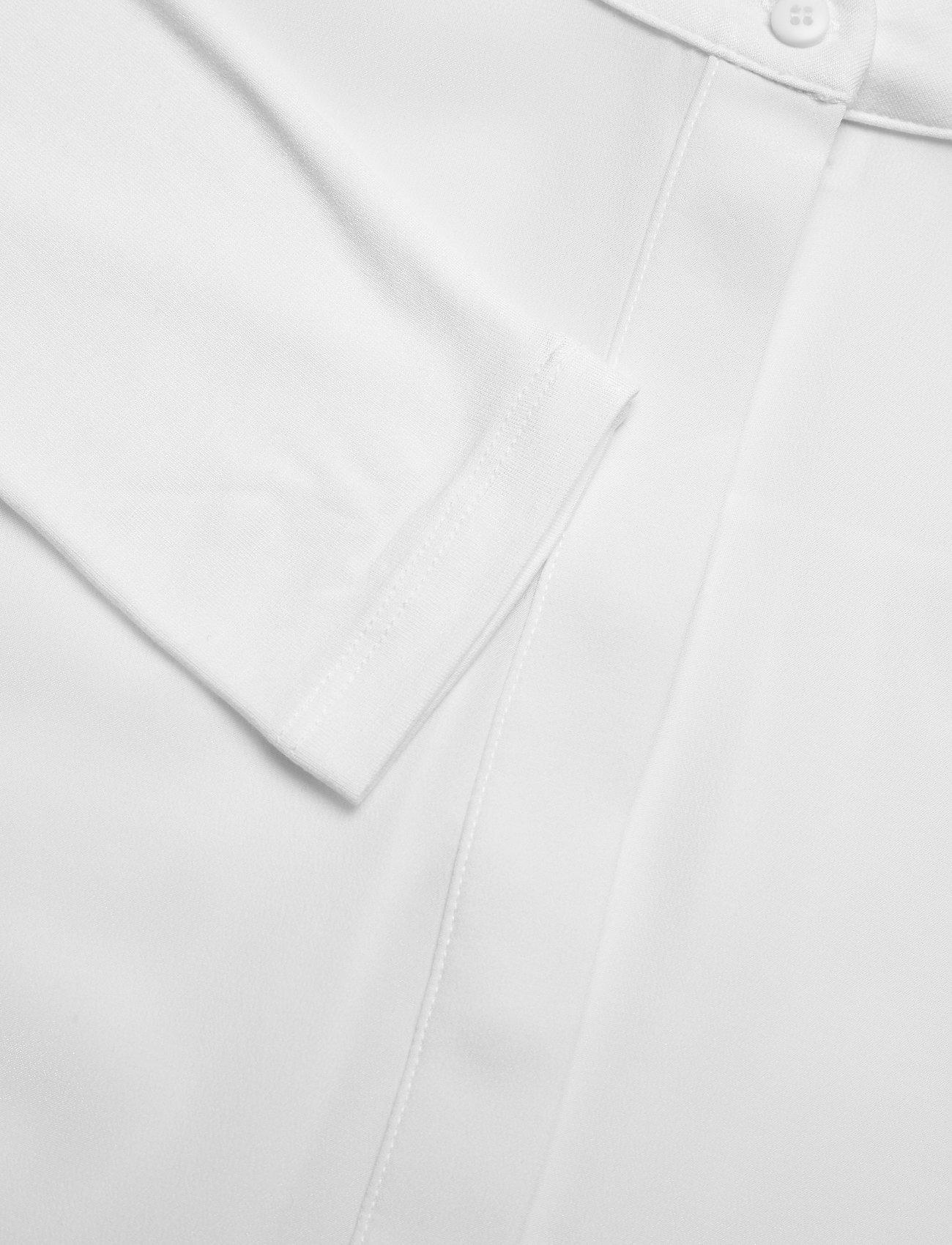 Max Mara Leisure - HAITI - long sleeved blouses - optical white - 2