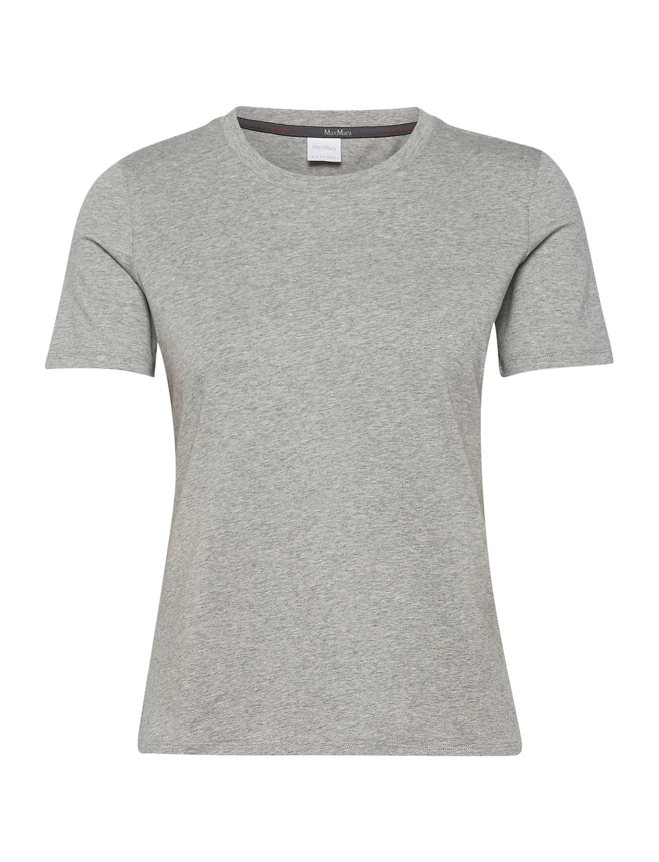 Image of Vagare T-shirt Top Grå Max Mara Leisure (3430432873)