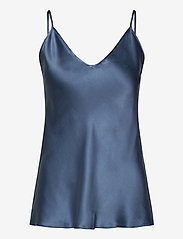 Max Mara Leisure - LUCCA - sleeveless blouses - ultramarine - 0