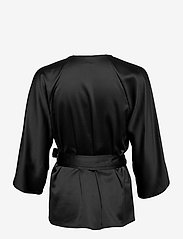 Max Mara Leisure - AEROSO - short-sleeved blouses - black - 1